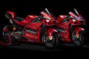 Pamerkan Tim untuk MotoGP 2021, Ducati Ubah Nama