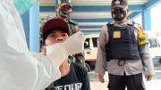 Dishub Swab Test Antigen 100 Sopir Angkot Berbagai Trayek di Lembang