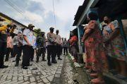 59 Titik di Mojokerto Terapkan PPKM Skala Mikro, Polisi Siapkan Covid Hunter