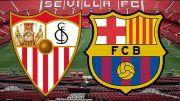 Susunan Pemain Sevilla vs Barcelona: Dembele dan Papu Gomez Starter