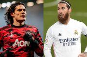 Ada Persamaan Ramos dengan Cavani Jika Gabung Man United