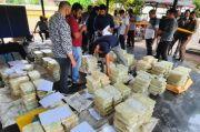 Polisi Gagalkan Penyelundupan 353 Kg Sabu Jaringan Internasional, Selamatkan 1,7 Juta Jiwa
