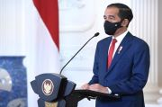 Jokowi ke Para Wali Kota: Jangan Cuma Suruh Pakai Tapi Bagikan Maskernya Juga