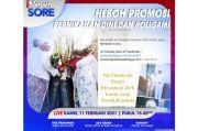 iNews Sore Live di iNews dan RCTI+ Kamis Pukul 15.45: Heboh Promosi Pernikahan Dini dan Poligami