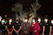 Bantu Pekerja Pariwisata di Bali yang Terkena PHK, Menparekraf Sandi Siapkan Padat Karya Senilai Rp186 M