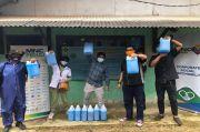 MNC Peduli dan MNC Land Berikan Cairan dan Penyemprotan Disinfektan untuk Warga Watesjaya Kabupaten Bogor