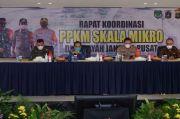 Tekan Covid-19, Tiga Pilar Jakarta Pusat Siap Buat Polisi Kampung Tangguh Jaya