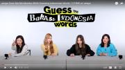 Aespa Kesulitan Main Tebak-Tebakan Pakai Bahasa Indonesia, Karina Paling Jago