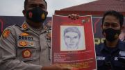 Buru Pelaku Pembunuhan Terapis Pijat di Mojokerto, Polisi Sebar Sketsa Wajah