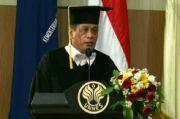 Nurdin Halid Raih Gelar Doctor Honoris Causa di Unnes Semarang