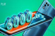 Dijuluki si Pembunuh Power-Bank, Infinix Hot 10 Play Dijual Cuma Rp1,2 Juta