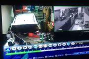 Kunci Gembok Disiram Cairan Kimia, Motor Ninja Wartawan Digondol Maling