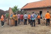 Angin Kencang Landa Lampung Utara, 7 Rumah Rusak Berat