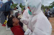 Kejar Target Swab Antigen, Petugas Cegat dan Colok Hidung Pengendara