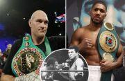 Tyson Fury vs Anthony Joshua Sedahsyat Muhammad Ali vs Joe Frazier