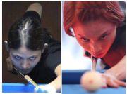 Turnamen Biliar Hot Nine Pertemukan Dua Atlet Putri Senior, Tisa Anggun dari Jawa Barat dan Vinda Marthatilova dari Jawa Tengah Sabtu Besok