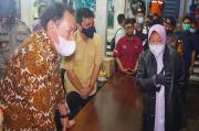Tanggap Banjir, Mensos Risma Apresiasi Kinerja Tim Gabungan di Pekalongan