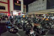 Polisi Amankan Puluhan Motor dari Lokasi Balap Liar di Makassar
