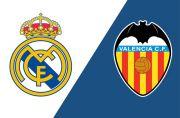 Preview Real Madrid vs Valencia: El Real Memburu Posisi Puncak
