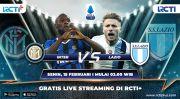 Preview Inter Milan vs Lazio: Nerazzurri Tak Mau Tersandung