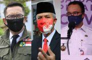 Faktor Parpol, Jadi Jalan Terjal Anies, Ridwan Kamil dan Ganjar Menuju 2024