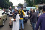 Puluhan Pengendara Moge Kejutkan Warga Bintaro