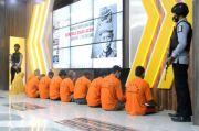 Polda Aceh Gagalkan Penyelundupan 353 Kg Sabu Jaringan Timteng, 11 Pelaku Diamankan Termasuk Seorang Perempuan