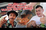 Begini Reaksi Juara MasterChef Indonesia ketika Makan Ayam Bakar Pinggir Jalan