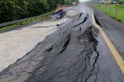 BPJT Beberkan Penyebab Amblesnya Jalan Tol Cipali
