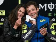 Valentino Rossi Makin Lengket dengan Francesca Sofia