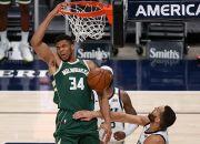 Hasil Pertandingan NBA, Sabtu (13/2/2021): Utah Jazz Kandaskan Bucks