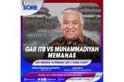 iNews Sore Live di iNews dan RCTI+ Minggu Pukul 16.00: GAR ITB Vs Muhammadiyah Memanas