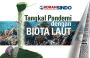 Tangkal Pandemi dengan Biota Laut