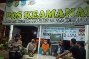 Gencarkan PPKM Mikro, Polri dan TNI Ronda Bareng Warga Kampung Tangguh di Tangsel
