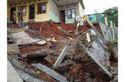 Hujan Ekstrem Masih Mengintai, Depok Siaga Longsor