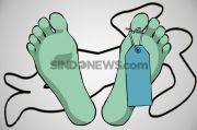 Pria Tanpa Identitas Ditemukan di Pinggir Anak Kali Ciliwung, Mangga Dua