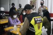 Operasi Protokol Kesehatan di Pulogadung, 20 Orang Dirapid Test
