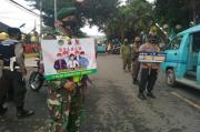 Libur Panjang Imlek, Petugas Gabungan Gelar Operasi Penyekatan Kendaraan Luar Bandung