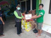 Korban Longsor Sumedang Kembali Dapat Bantuan Sembako dan Selimut