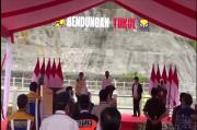 Bendungan Tukul Pacitan Diresmikan, Presiden Jokowi: Bisa Perkuat Ketahanan Pangan
