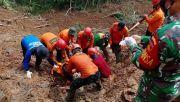 Korban Ketiga Longsor Kebumen Ditemukan Tak Bernyawa