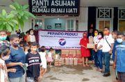 Ringankan Dampak COVID-19, Partai Perindo Salurkan Bantuan ke Panti Asuhan di Bantul