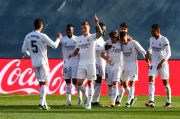 Gasak Valencia, Real Madrid Terus Kuntit Atletico
