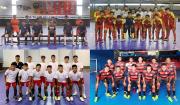 Genjot Latihan di Tengah Pandemi, Tim Futsal 4 Provinsi Tatap PON Papua