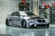 BMW M2 The Beast Modifikasi Anak Bangsa Raih Pengakuan Dunia