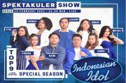Tantangan Finalis Spektakuler Show Indonesian Idol Special Season Berlanjut ke Band Idola
