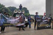 Kunker Komisi III DPR ke Kanwil Kemekumham DKI Disambut Demonstrasi