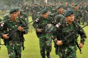 Satuan Tugas TNI Buru KKB Penembak Anggota Raider Prada Ginanjar
