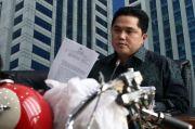 Erick Thohir Akui Kemarahannya Bisa Berujung pada Pemecatan Bos BUMN