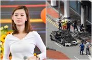 Coba Selamatkan Pacar dari Mobil Terbakar, Wanita Cantik Ini Bertaruh Nyawa